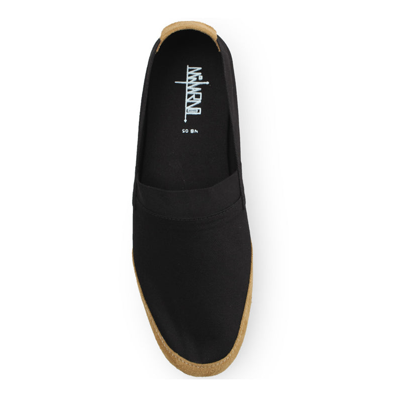 Canvas Slip-On NB05 - Black