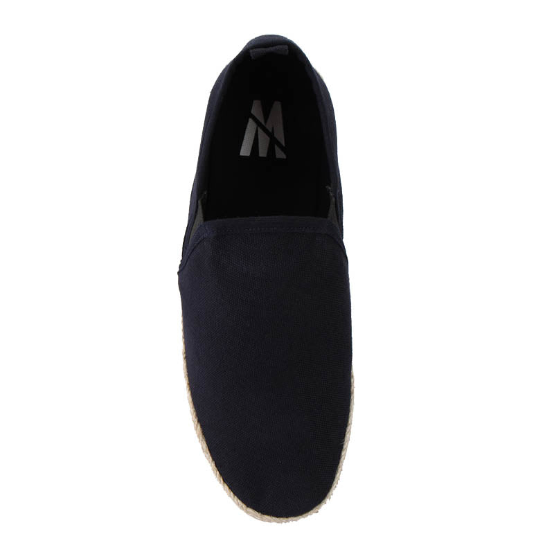 Canvas Slip-On ND125 - Blue