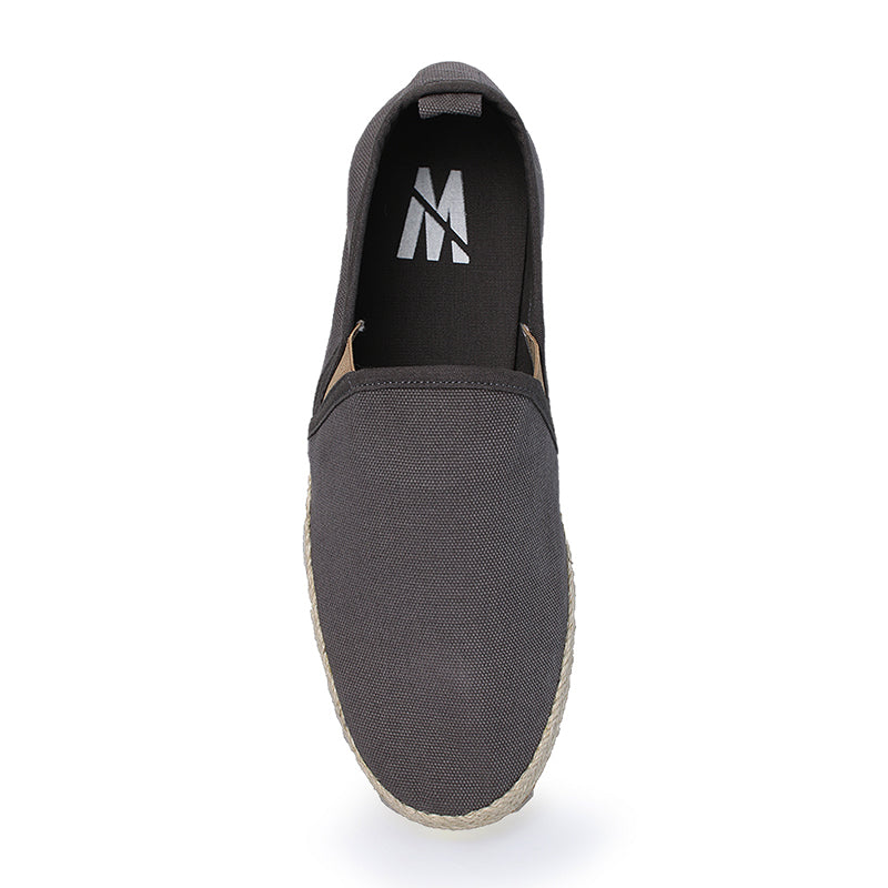 Canvas Slip-On ND125 - Grey