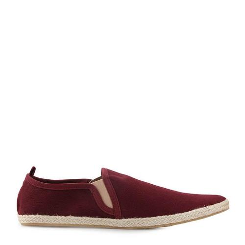 Canvas Slip-On ND125 - Maroon