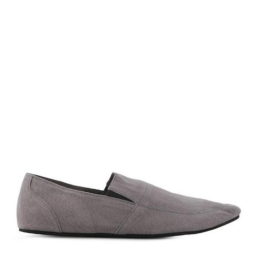 Canvas Slip-On ND126 - Grey