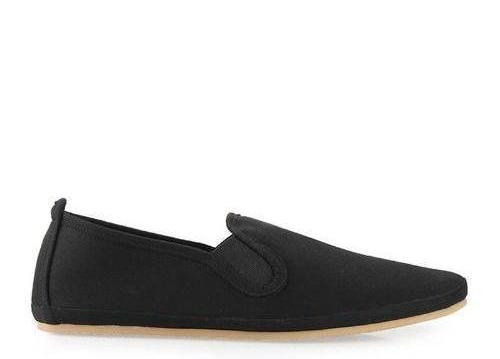 Canvas Slip-On ND133 - Black