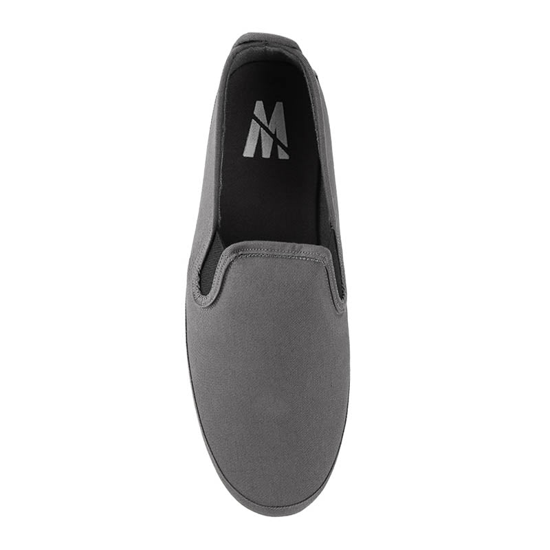 Canvas Slip-On ND133 - Grey