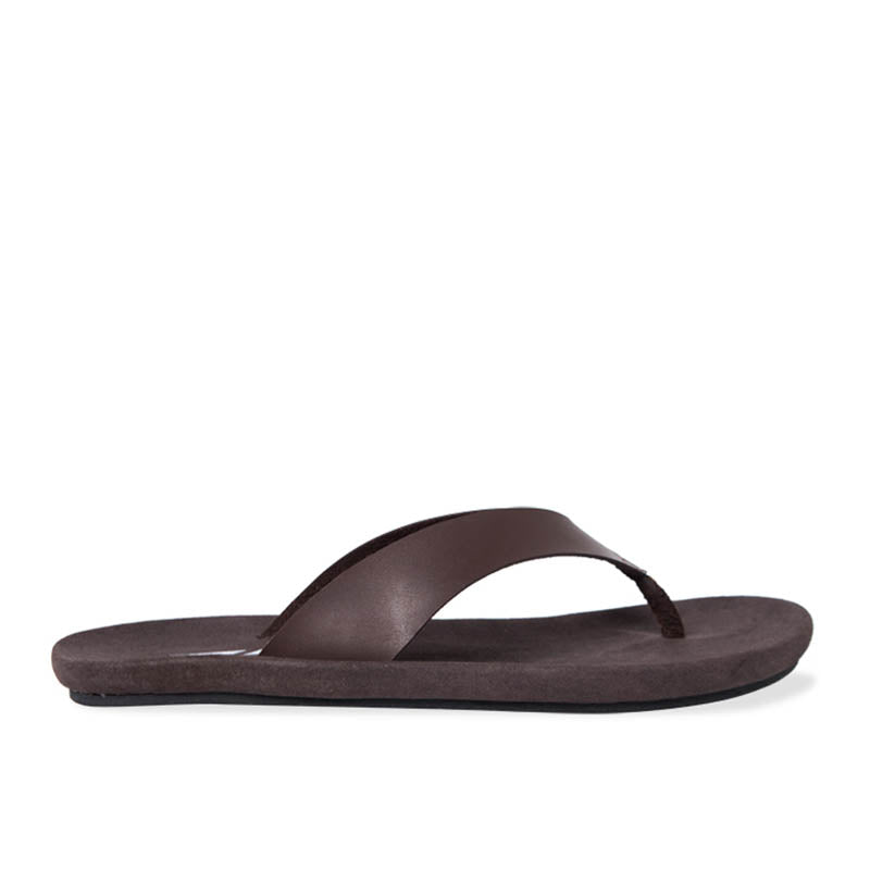 Zain Strap Sandals - Brown