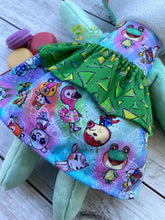 CATALOG - PREORDER R46 - Island Critters - Pastel Tossed - SMALL SCALE