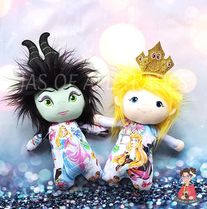 PREORDER R53 - Sleeping Princess - Main - REGULAR SCALE