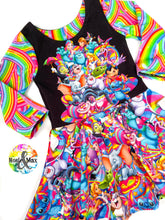 CATALOG - PREORDER R49 - Rainbow World - Everyone - PANEL - Black