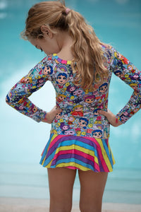 CATALOG R38 - Rainbow Girl -Stripes