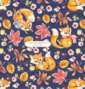 Preorder Autumn Essentials Foxes