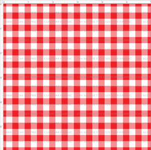 CATALOG R31 - Strawberry Kids  - Small Red Gingham