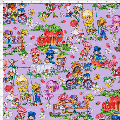 CATALOG R31 - Strawberry Kids  - Main - Purple