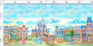 Retail Castle - Characters - Double Border