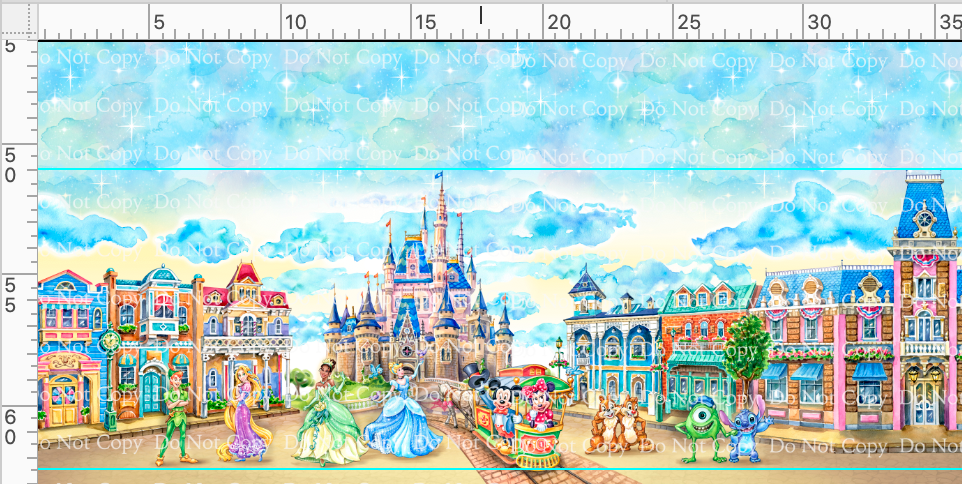 CATALOG R43 - Castle - Characters - Double Border