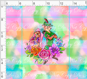 CATALOG R45 - Sherwood Forest - Panel - Colorful