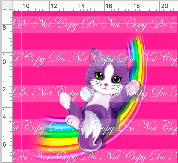 CATALOG - PREORDER R46 - Funfetti - Panel - Cat