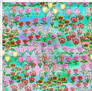 PREORDER R46 - Island Critters - Floral