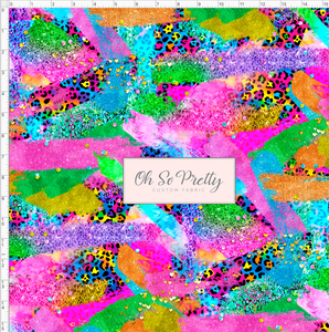 CATALOG - PREORDER R46 - Funfetti - Brush Strokes - LARGE SCALE