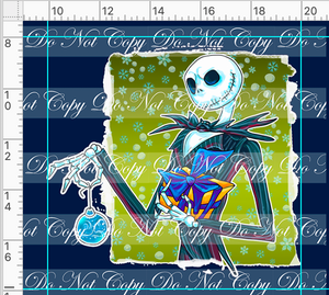 PREORDER R48 - Christmas Sweater - Jack Panel