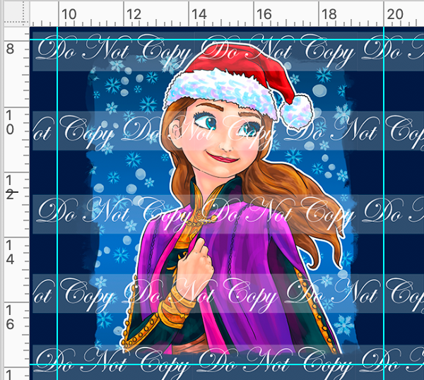 PREORDER R48 - Christmas Sweater - Anna Panel