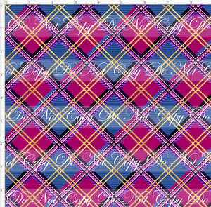 CATALOG - PREORDER R49 - 2020 Nutcracker - Plaid Rhombus