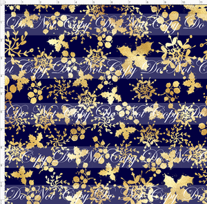 CATALOG R49 - 2020 Nutcracker - Navy Gold Floral