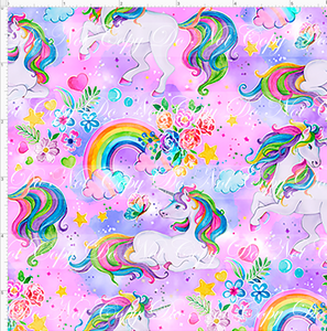 CATALOG - PREORDER R49 - Unicorns - Tossed - SMALL SCALE