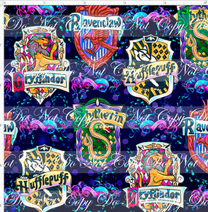 CATALOG R50 - Expecto Patronum - Crests - SMALL SCALE