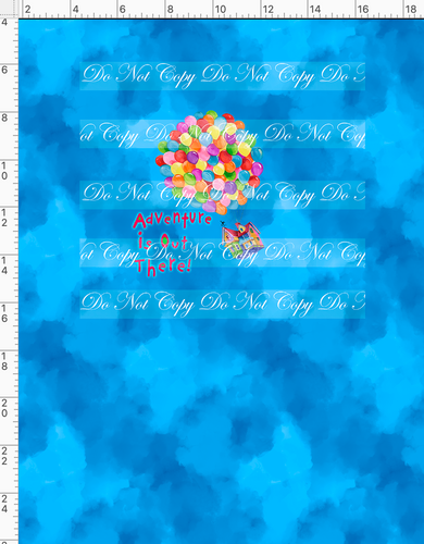 CATALOG R51 - Adventure - Balloons - Blue - PANEL
