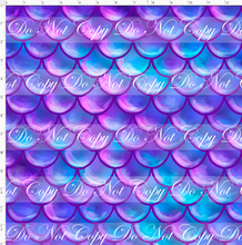 CATALOG R51 - Under the Sea - Scales - Purple - REGULAR SCALE