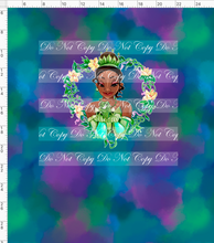 CATALOG R51 - Bayou Princess - Outline - PANEL - Flower