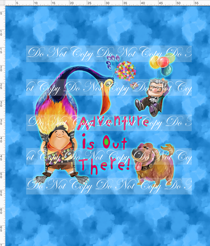 CATALOG R51 - Adventure - Adult Blanket Topper