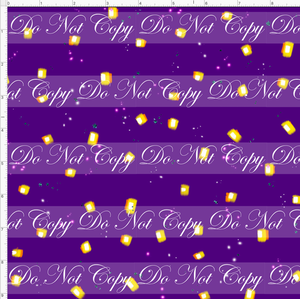 CATALOG - PREORDER R52 - Floating Lights - Simple Lights - Purple