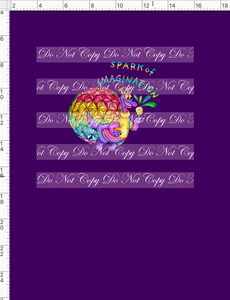 CATALOG - PREORDER R52 - Imagination - Spark - Dark Purple