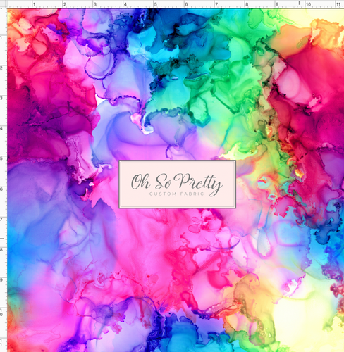 PREORDER - Always Available  - Alcohol Ink - Rainbow