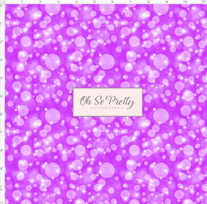 CATALOG - PREORDER R53 - Guppies -  Bubbles - Purple
