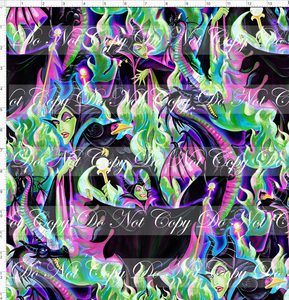 CATALOG - PREORDER R53 - Sleeping Princess - Malificent - LARGE SCALE