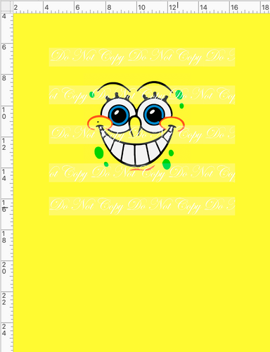 Retail - Pineapple Under the Sea - BOB Smiles - PANEL