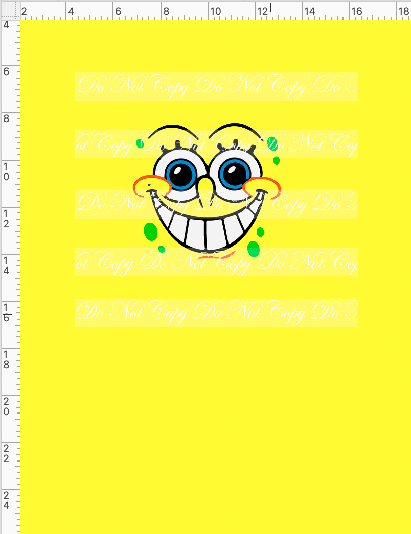 CATALOG - PREORDER R53 - Pineapple Under the Sea - BOB Smiles - PANEL