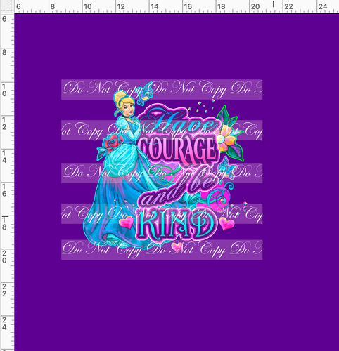 CATALOG PREORDER R54 - A Dream is a Wish - Kind Panel - Dark Purple -ADULT
