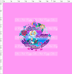 CATALOG - PREORDER R54 - A Dream is a Wish - Dream Panel - Pink - ADULT