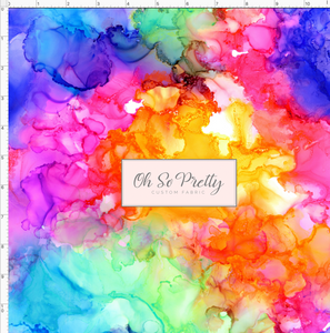 PREORDER R54 - A Dream is a Wish - Alcohol Ink