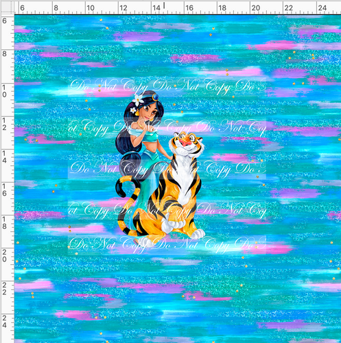 CATALOG - PREORDER - R54 - A Whole New World - GIrl and Tiger - ADULT