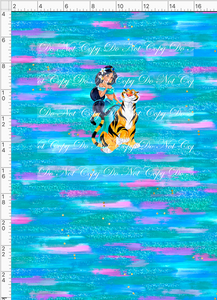 CATALOG - PREORDER - R54 - A Whole New World - Girl and Tiger - CHILD