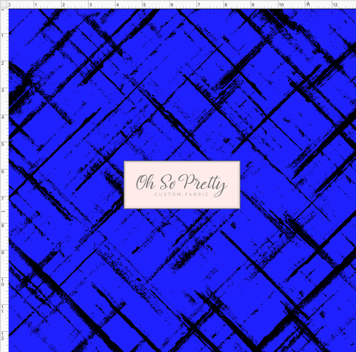 PREORDER - Always Available - Crosshatch - Royal Blue
