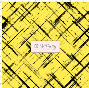 PREORDER - Always Available - Crosshatch - Pastel Yellow