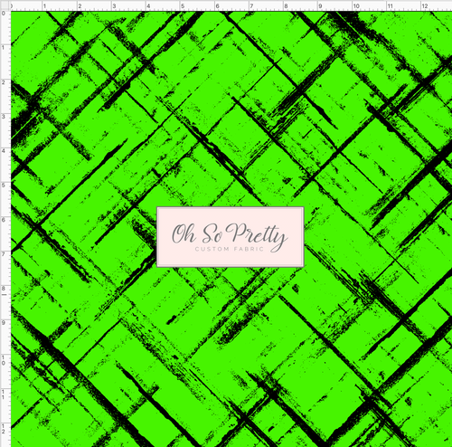 PREORDER - Always Available - Crosshatch - Lime