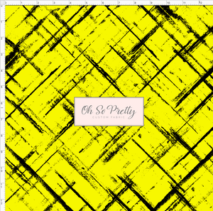 PREORDER - Always Available - Crosshatch - Bright Yellow