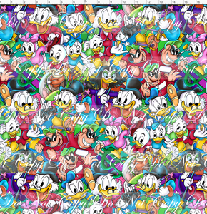 PREORDER R55 - Duck Adventures - Stacked - LARGE SCALE