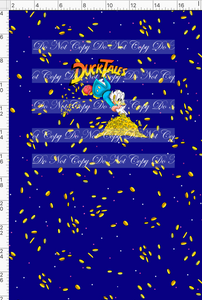 PREORDER R55 - Duck Adventures - Scrooge - CHILD panel