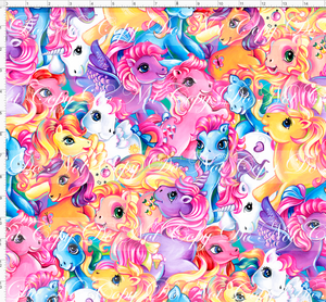 CATALOG - PREORDER R56 - Vintage Pony - Stacked - LARGE SCALE